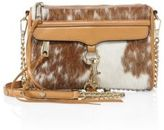 Rebecca Minkoff Mini MAC Calf Hair Crossbody Bag
