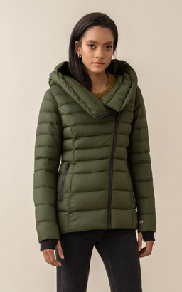 Soia & Kyo JACINDA lightweight down coat with hood