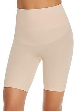 Yummie Mid-Waist Thigh Shaper Shorts