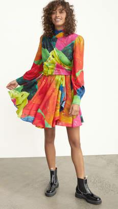 MSGM Multicolor Dress