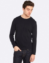Oxford Felix Long Sleeve Waffle T-Shirt