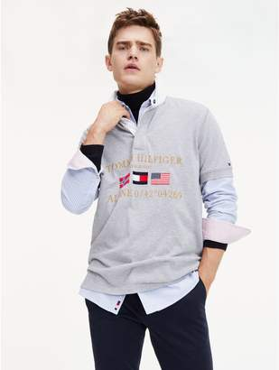 Tommy Hilfiger Relaxed Fit Pique Cotton Polo