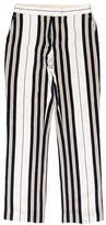 Moschino Striped Straight-Leg Pants
