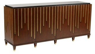 """Chelsea House Drip Drop 79"""" Console Table"""