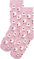Accessorize All Over Sheep Socks