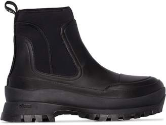 Stella McCartney neoprene ankle boots