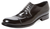 Dolce & Gabbana Leather Derby Shoe