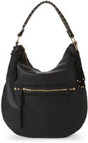 Jessica Simpson Black Angie Convertible Hobo