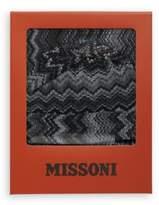 Missoni Charcoal Hat & Scarf Set