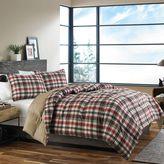 Eddie Bauer Astoria Comforter Set in Red