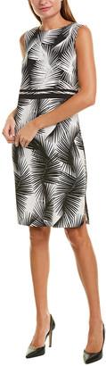 St. John Silk-Blend Dress