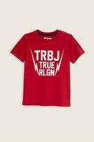 True Religion Tr Chalk Kids Tee