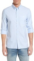 Jack Spade Men's Slim Fit Oxford Cloth Sport Shirt