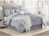 Sunham Derry 10-Pc. Full Comforter Set