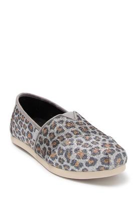 Toms Alpargata Leopard Printed Sneaker