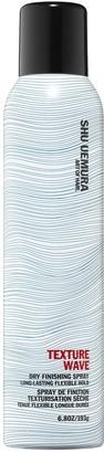 shu uemura Texture Wave Dry Finishing Spray