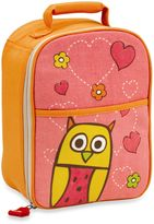 SugarBooger by o.r.e Zippee Lunch Tote in Hoot!