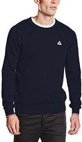 Le Coq Sportif Men's Besho Sweater M Long Sleeve Sports Jumper