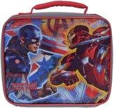 Marvel Captain America Rectangular Lunch Bag