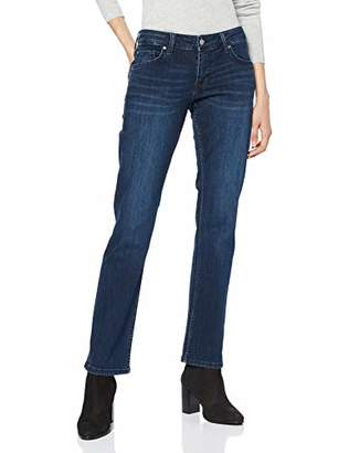 Mustang Women's Sissy Straight Jeans,W29/L34 (Size:29/34)