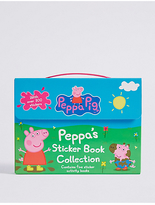 Marks and Spencer Peppa PigTM Sticker Book Collection