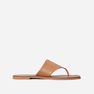 Everlane The Leather Thong Sandal