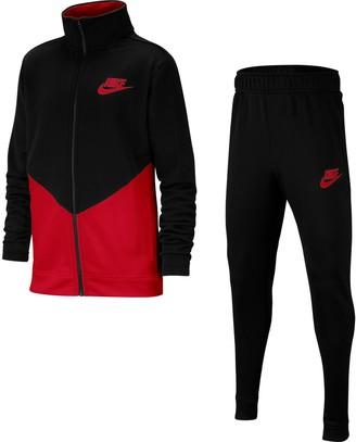 Nike Boys 8-20 Sportswear Jacket & Pants Track Suit Set