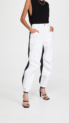 Denim X Alexander Wang Pack Mix Hybrid Cargo Jeans