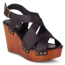 Wanted Elizabeth Women's Strappy Wedge Sandal Women's Shoes