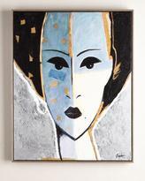 "RFA Fine Art ""Madame X Blue"" Giclee"