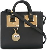 Sophie Hulme mini 'Albion' tote - women - Calf Leather/metal - One Size