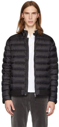 Belstaff Black Down Circuit Jacket