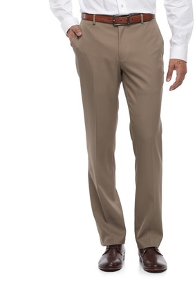 Apt. 9 Men's Slim Tall Easy-Care Dress Pants