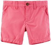 Carter's Boys 4-8 Flat Front Shorts