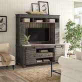 Foundry Select Solid Wood Entertainment Center for TVs up to 60 inches Foundry Select