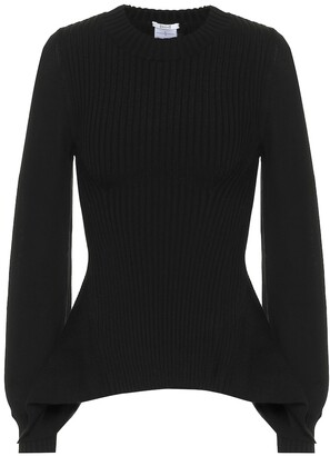 Wolford Stretch wool and cotton sweater
