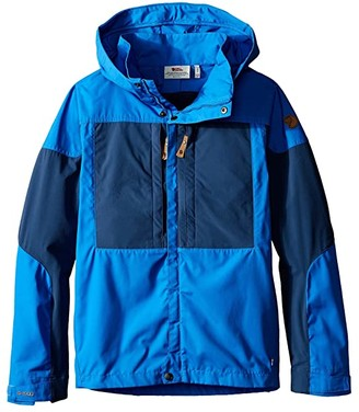 Fjallraven Kids Kids Keb Jacket (Uncle Blue/Uncle Blue) Kid's Coat