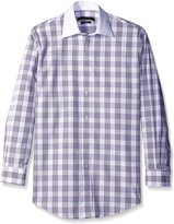 Sean John Men's Tailored Fit Plaid