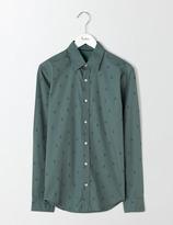 Boden Slim Fit Printed Shirt