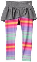 Champion Girls 4-6x Ruffled Skirted Leggings