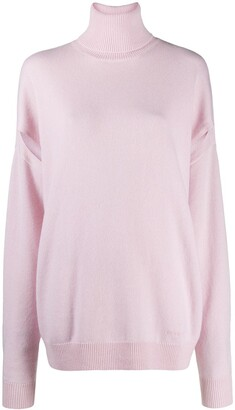 Givenchy Cut-Out Knitted Jumper