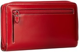 Lodis Audrey SUV Deluxe Wallet W/ Removable Checkbook Checkbook Wallet