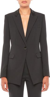 Emporio Armani Long & Lean Tuxedo Jacket