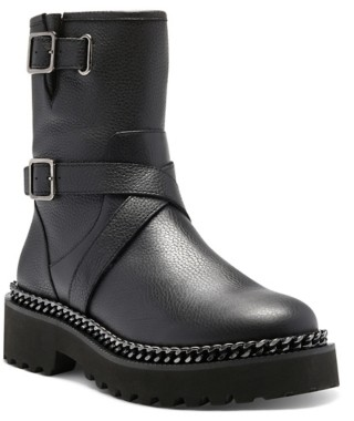 Vince Camuto Messtia Motorcycle Bootie