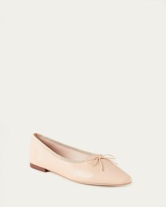 Loeffler Randall Georgie Ballet Flat Blush