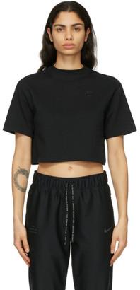 Nike Black Jersey Sportswear T-Shirt
