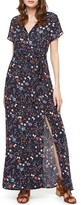 Sanctuary Women's Coco Floral A-Line Maxi Dress