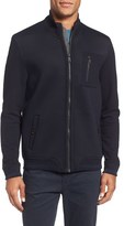 Ted Baker Men's 'Hanstep' Trim Fit Zip Front Jacket