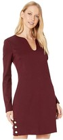 Trina Turk Shiraz Dress (Malbec) Women's Dress