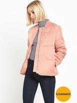 Warehouse Padded Jacket - Pink